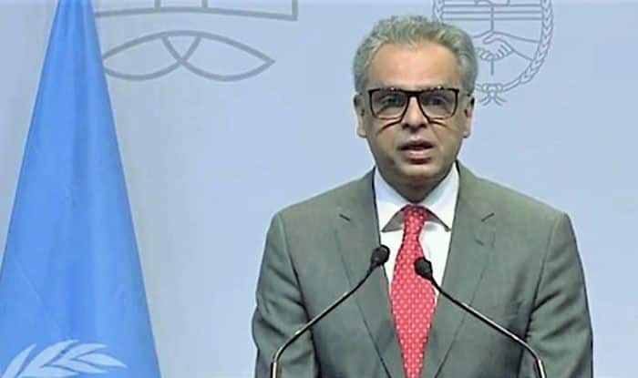 India, UNSC non-permanent seat, United Nations Security Council, Syed Akbaruddin