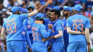 ICC Cricket World Cup 2019: 3 Reasons Why Virat Kohli-Led Team India Will go Unbeaten Into Finals of Tournament And Win Title Too
