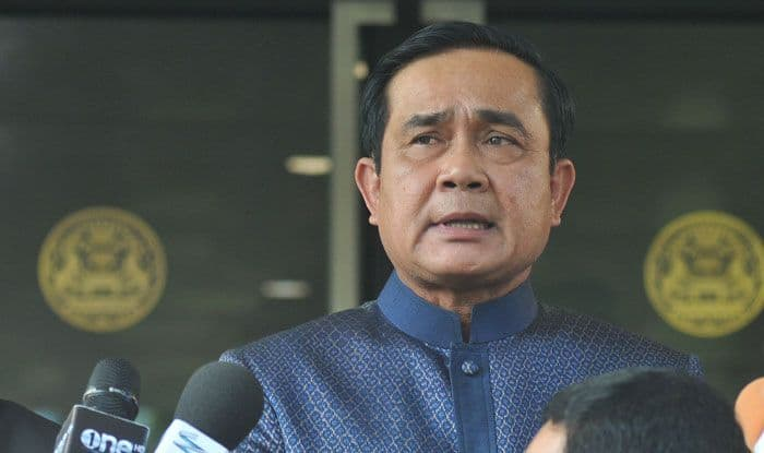 Thai Prime Minister Prayuth Chan-ocha. Photo Courtesy: IANS
