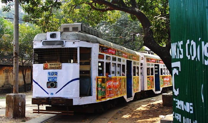 Kolkata Tram: An Iconic Transformation to Help Beat The Heat