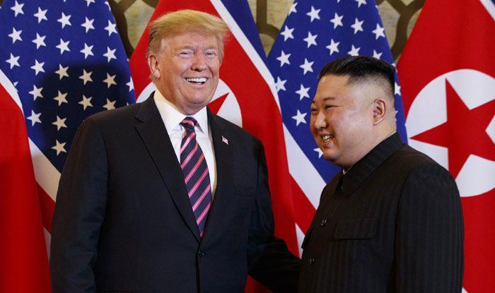 Kim Jong-un, Donald Trump, North Korea, USA, Pyongyang