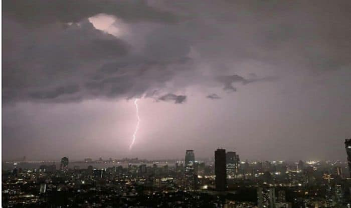 Mumbai Rains: 2 Children Electrocuted; Flights And Local Train Services Hit