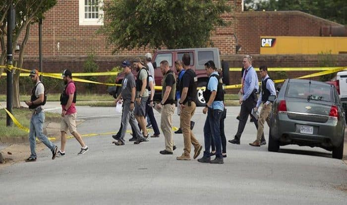 Virginia Beach Shooting: 12 Dead, 6 Injured; FBI Officials at Spot