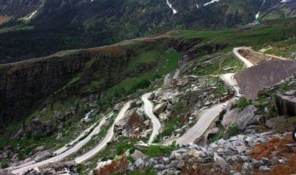 You Can Now Avail Electric Bus Services From Manali to Rohtang Pass