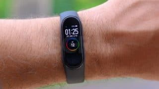Xiaomi Mi Band 4 First Impressions: Color display and more upgrades