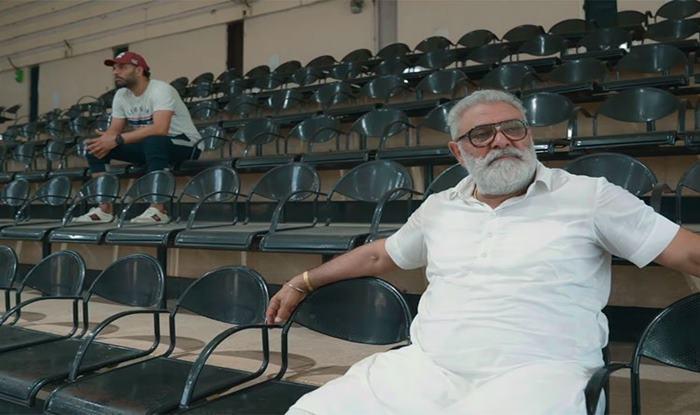 Yograj Singh and Yuvraj Singh