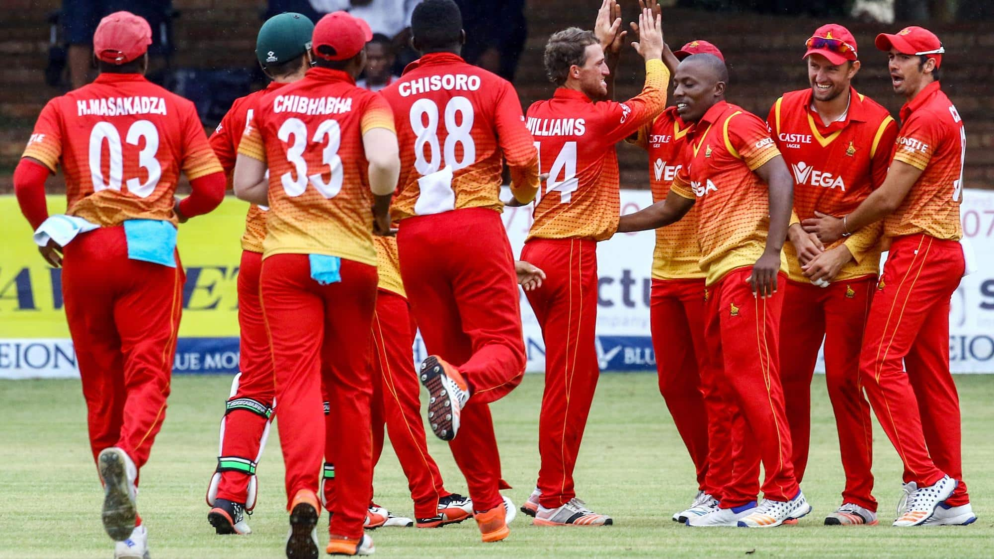 Zimbabwe Cricket Board Suspended By Government