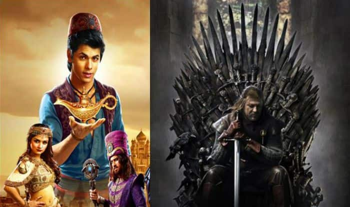 Indian TV Show 'Aladdin – Naam Toh Suna Hoga' Has 'Game of Thrones' Connection