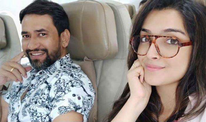Bhojpuri Hot Couple Amrapali Dubey And Dinesh Lal Yadav Aka Nirahua Raise The Couple's Bar With Sizzling Chemistry