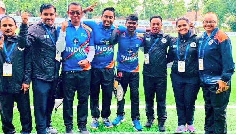 Indian Men's Archery Team Secures Olympic Berth