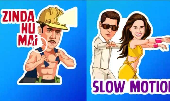 Hike Stickers on Salman Khan Film Bharat Launched For Android And iOS Platforms, Check Here