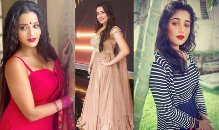 Monalisa, Rani Chatterjee, Amrapali Dubey- Take a Look at Bhojpuri's Instagrammers of The Week