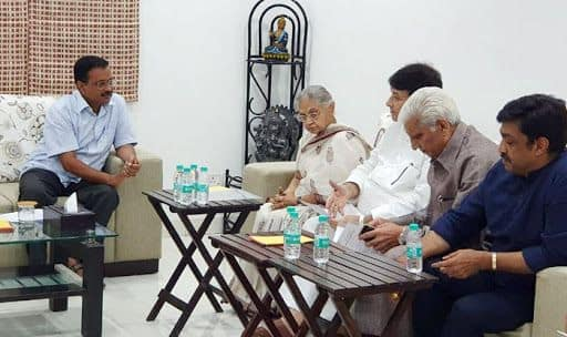 Arvind Kejriwal, Sheila Dikshit Meet to Discuss Delhi's Power And Water Woes