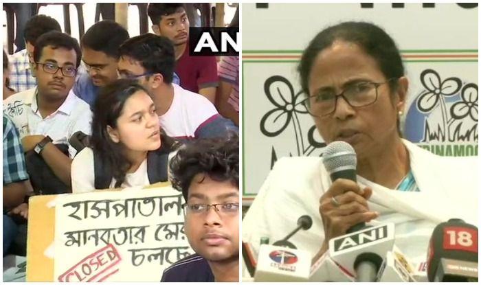 Mamata Banerjee Agrees to Meet Agitating Doctors, Says no to Media Presence
