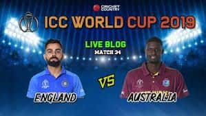 India Vs West Indies Live Cricket Score - Match 34