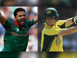 Australia Vs Bangladesh Live Cricket Score - Match 26
