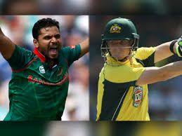Australia Vs Bangladesh Live Cricket Score - Match 26