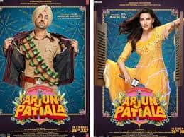 Arjun Patiala Trailer