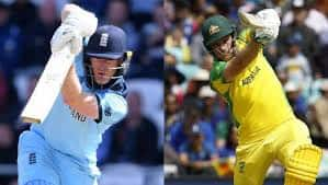 England Vs Australia Live Cricket Score - Match 32