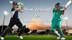 New Zealand Vs South Africa Live Cricket Score, Match 25