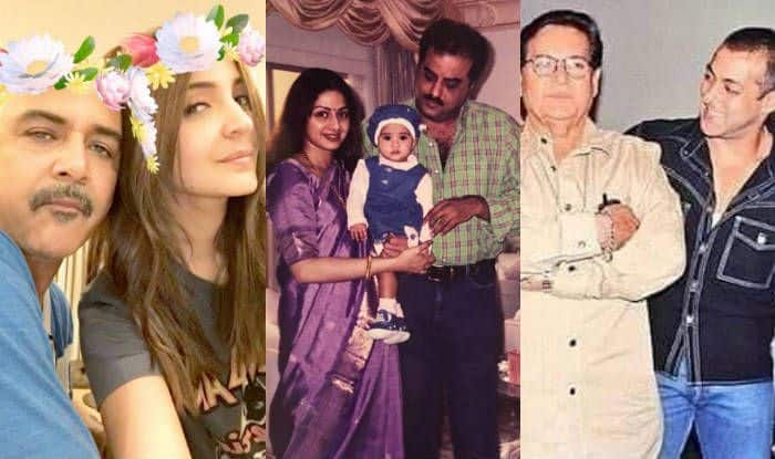Happy Father's Day! Salman Khan, Bipasha Basu, Malaika Arora And Other Bollywood Stars Post Lovely Wishes