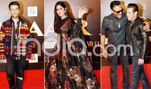 Watch: Bollywood Stars Attend The Big Premiere of Bharat