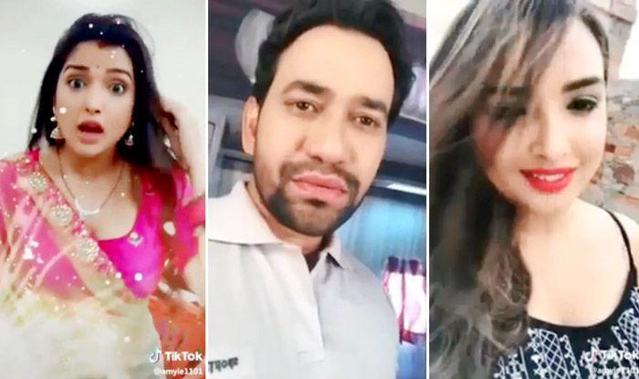 Bhojpuri Bombshell Amrapali Dubey's TikTok Videos Are Unmissable