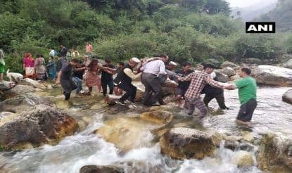 Himachal Pradesh: 44 Killed as Bus Falls Into Drain in Kullu; PM Modi Offers Condolences