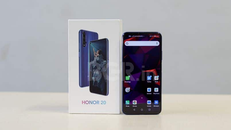 Honor 20 to go on first sale today at 12PM via Flipkart: Price in India, specifications, features