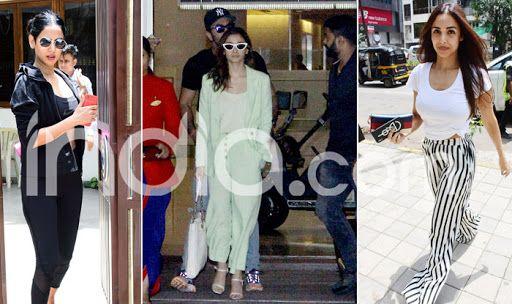 Watch: Alia Bhatt-Ranbir Kapoor Return, Bollywood Celebs Spotted