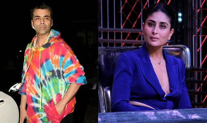 Kareena Kapoor Wants Karan Johar to do a Dance Show as a Contestant Not as a Judge