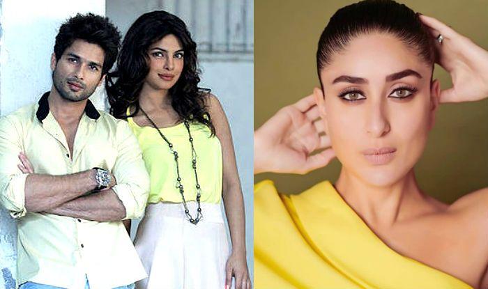 Shahid Kapoor Reveals Kareena Kapoor Khan Didn't Invite Him to Her Wedding While Priyanka Chopra Did