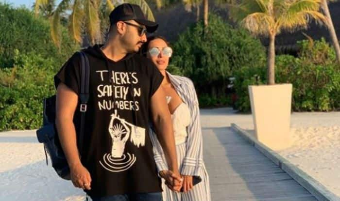 Malaika Arora Just Confirmed Her Relationship With Arjun Kapoor on Instagram, Shares a Romantic Pic