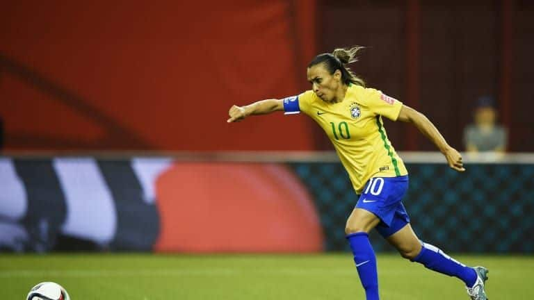 Marta Becomes Highest Goal Scorer In FIFA WC History As Brazil Beat France 1-0