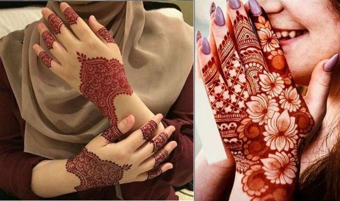 Mehndi Designs For Eid-Ul-Fitr 2019: Latest Arabic Trendy And Unique Patterns to Celebrate Eid- Check DIY Designs