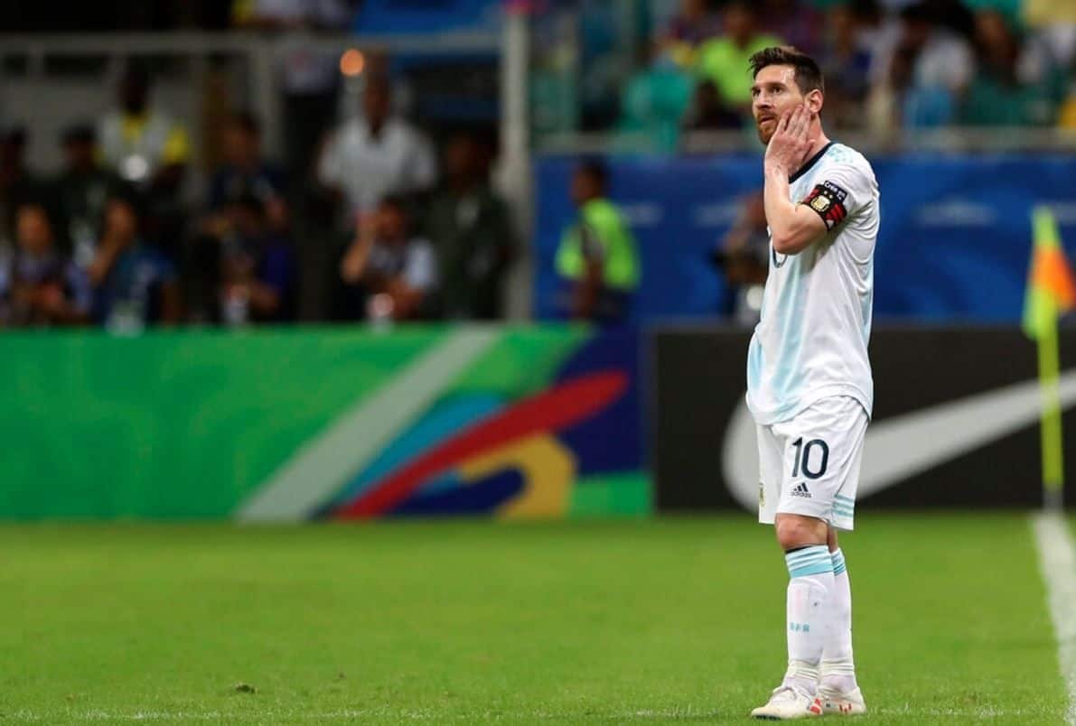 "Copa America 2019: Coloumbia Shock Argentina 2-0; Team Feeling ""Bitter"", Says Lionel Messi"