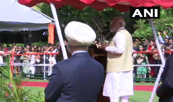 Modi in Sri Lanka: PM Invites Indian Diaspora in Sri Lanka to Contribute in India's Development