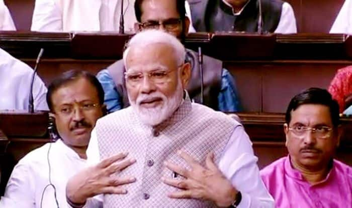 Can't Accept Defeat, Cannot Digest Victory: PM Modi Attacks Congress in Rajya Sabha