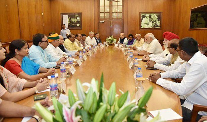Cabinet Gives Nod to J&K Reservation (Amendment) Bill