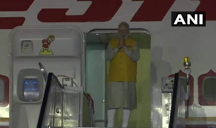PM Modi Leaves For Japan For 14th G20 Summit, Suresh Prabhu is His Sherpa