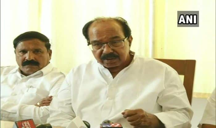 'Simple Village Tours do not Work,' Congress Leader Veerappa Moily Slams Karnataka CM Kumaraswamy