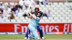 Mighty England Beat Hapless Afghanistan in, Captain Morgan Hits Record Number Of Sixes