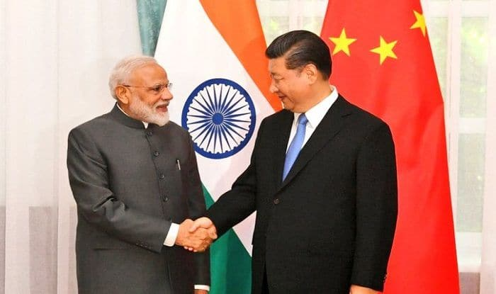 PM Modi Meets Jinping, Talks Focus on Improving Bilateral Relations