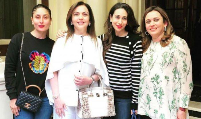 Nita Ambani's Crocodile Skin Handbag With 240 Studded Diamonds Cost Rs 2.6 Crore