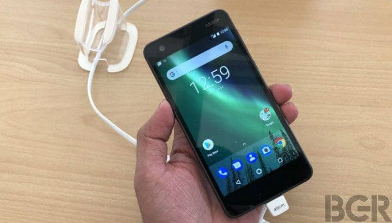 After Nokia 6.1 Plus, Nokia 2 gets June 2019 Android security update