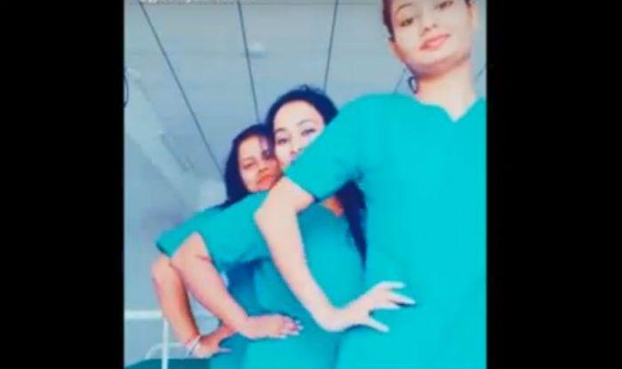 Nurses in Odisha Hospital Were Found Recording TikTok Videos Inside Sick and New Born Care Unit