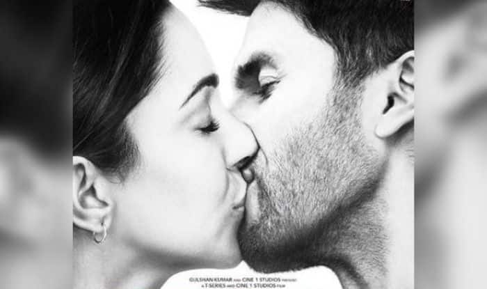 Shahid Kapoor and Kiara Advani in new poster of Kabir Singh