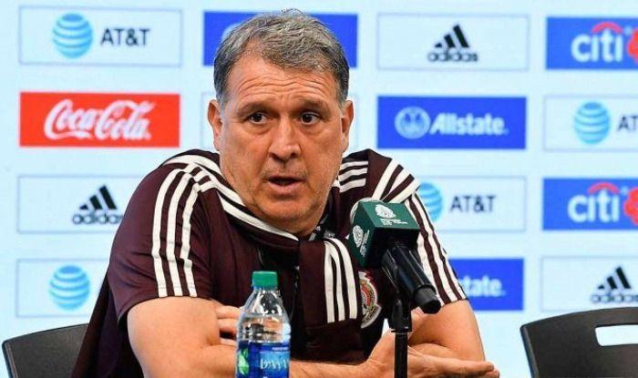 Mexico manager Tata Martino