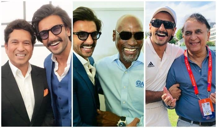 From Sachin Tendulkar to Shane Warne, '83 Star Ranveer Singh Indulges in 'Bhakti Vaali Yatra' at Lord's in London