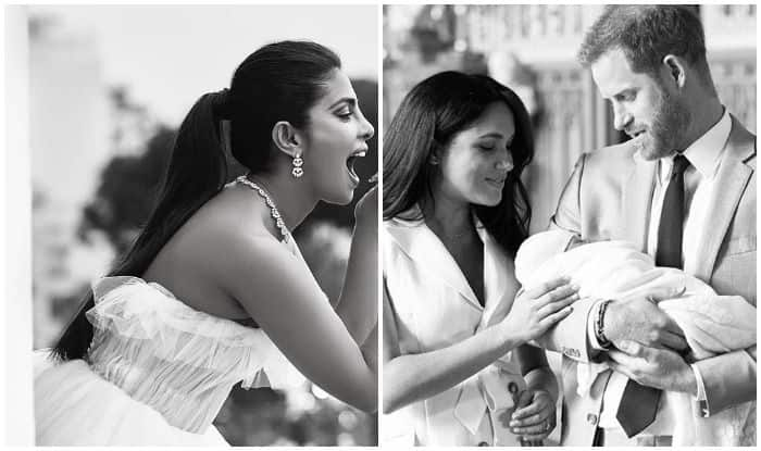 Priyanka Chopra Meets Meghan Markle's son Archie? Here's What The Sky is Pink Star Has to Say